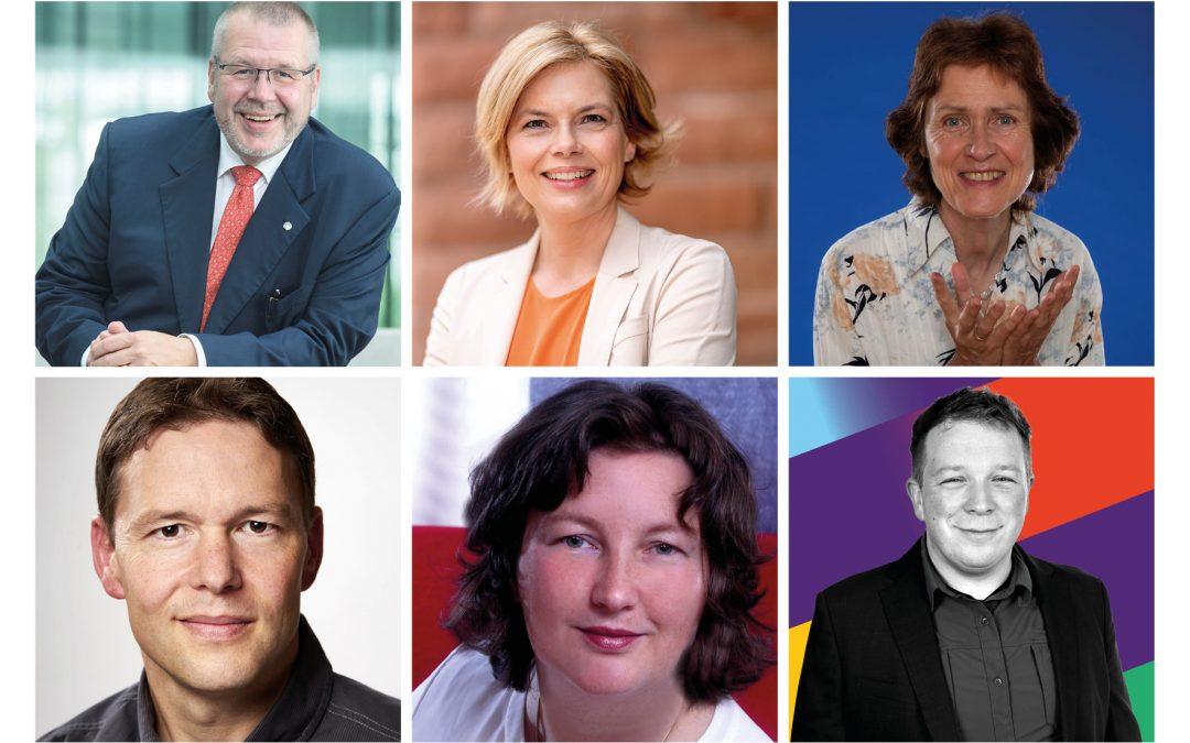 Gesundheitspolitik: Interview mit Kandidat:innen zur Bundestagswahl für den Wahlkreis Bad Kreuznac