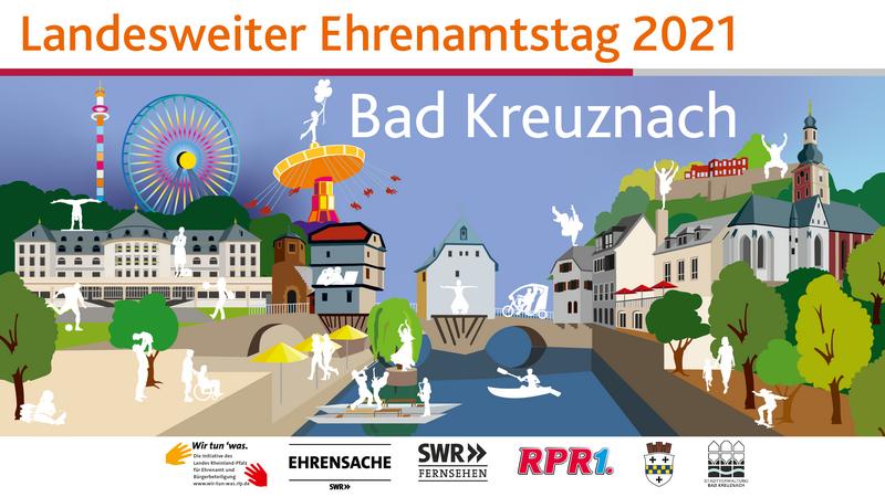 Rheinland-Pfalz feiert das Ehrenamt in Bad Kreuznach am 29. August – Bewerbungsverfahren beginnt