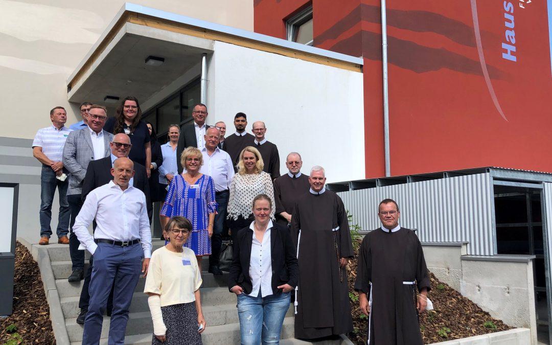 Einweihung des Hauses Franziskus in Bad Münster am Stein-Ebernburg