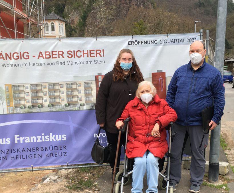 Haus Franziskus in Bad Münster am Stein-Ebernburg geht zum 1. August an den Start